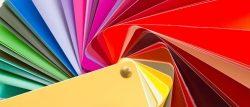 Maler Milschewski aus Baden-Baden ohne Farbkarte? – niemals!