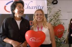 Japanisches Filmfestival engagiert sich für BKB Charity.