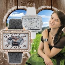 Trendy und elegant – die Damenuhr FUTURE