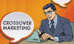 Jonathan Sander: CROSSOVER MARKETING Buch in Top 10 bei Amazon…