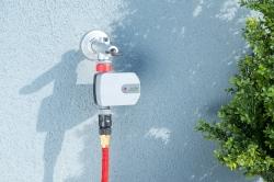 Bewässerungscomputer mit Bluetooth und App-Steuerung über Android und iOS