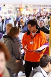 Zahl der Vollzeitstellen in Deutschland rückläufig