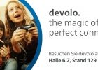 The magic of a perfect connection. devolo auf der IFA…