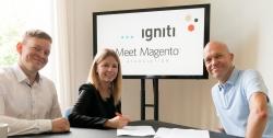?igniti ist Silber Partner der Meet Magento Association