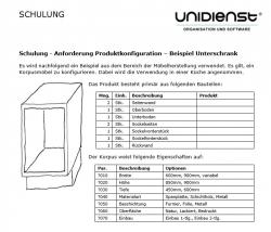 UniPRO/Configurator – Konfigurationsdaten komplexer Produkte