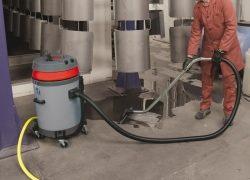 Der Pumpsauger SP 80 EVAC – universell einsetzbar, effizient und zuverlässig