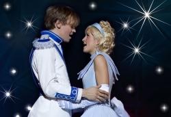 Familien- und Freunde-Angebot für Pop-Musical Cinderella