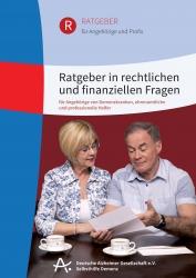 Ratgeber in rechtlichen und finanziellen Fragen bei Demenz – Broschüre…