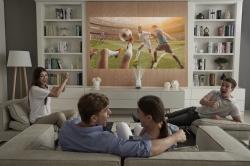 Licht aus, Spot an! LG Electronics präsentiert neue Projektoren auf…