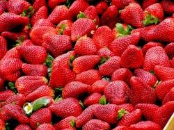 Erdbeeren aus dem Ofen