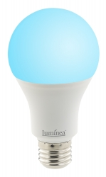 Luminea Home Control WLAN-LED-Lampe LAV-100.rgbw