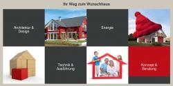 Ein modernes Einfamilienhaus mit Satteldach ist das Traumhaus der Teilnehmer…