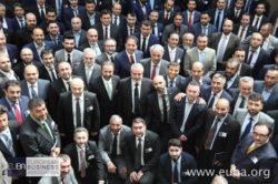 EUBA Brücken für die Wirtschaft in Europa.