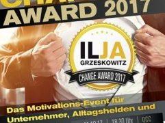 Veränderung leben: Der Change Award 2017 in Berlin