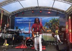 Karibisches Flair und akustisches Hörvergnügen am Hessentag 2017
