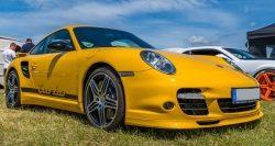 Der Porsche 997 Turbo aus dem Forced Motors Jungbrunnen