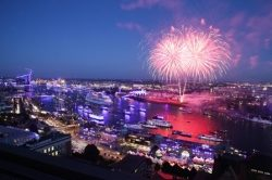Silvester-Single-Events in Hamburg und Berlin