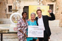 Mallorca, Mandeln, Millionärin: Dagmar Schompeter-Munz aus Freiburg gewinnt beim SKL Millionen-Event in Palma