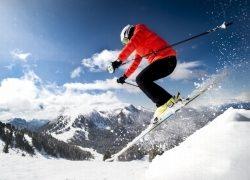 Skifahren auf Südtirols Sonnenseite