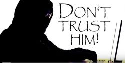 "Präventionssong ""Don´t trust him"""
