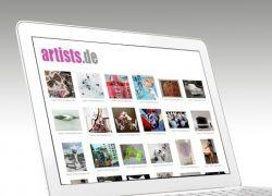 Selbstvermarktung für Künstler bei artists.de