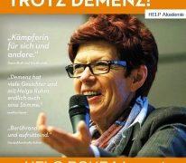 Vorträge zum Thema Demenz & Seniorenbetreuung von Helga Rohra u.a.