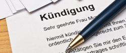 Kündigung – Rechtstipps vom Anwalt in Baden-Baden