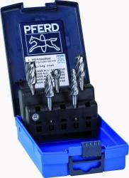 PFERD: Neue Hartmetallfrässtift-Sets für ALU und INOX