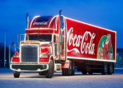 Rainbow Promotion schickt Coca Cola Trucks auf Tour