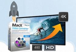 MacX Video Converter erweckt 4K zum Leben – mit Nr.…