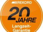 20 Jahre Langzeit-Garantie: So lange hält Fensterliebe.