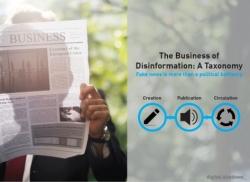 Das Geschäft mit Fake News