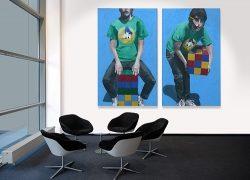 Kunst für Unternehmen – Kunst mieten statt kaufen