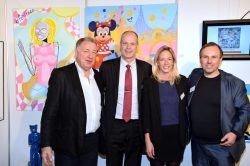 Heinz Playner bringt internationale Kunst auf die Kunstmesse MAG in…