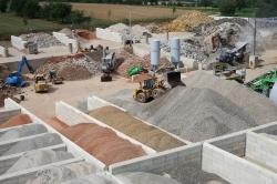 Qualitäts-Recycling-Baustoffe verbessern Klimaschutz