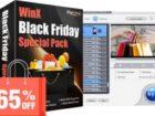 WinXDVD Black Friday Gutschein 2017 – 65% aufs Software-Bundle
