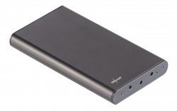 2in1-Powerbank mit Full-HD-Kamera und Nachtsicht, 7.000 mAh, 2,1 A