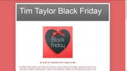 Tim Taylor bietet Premium zum Schnäppchenpreis