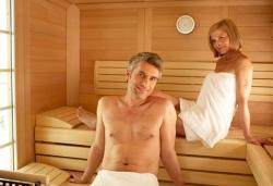 Saunagänger leben länger