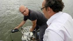 Saubere Flüsse und hohe Trinkwasserqualität/DVGW-Technologiezentrum Wasser startet Flussprojekt in Jieyang