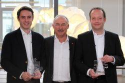 ERP Project Champions Award 2017 überreicht