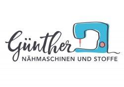 Neuer Look für Günther Nähmaschinen und Stoffe von Pforzheimer Werbeagentur ROT GRÜN BLAU