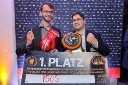 Zweite Technology-Fight-Night voller Erfolg: Rasante Fights zwischen innovativen Start-Ups