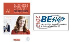 Lehrwerk für Erwachsenenbildung Business English for Beginners mit dem David-Riley-Award ausgezeichnet