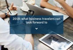 Die Zukunft der Geschäftsreise – bald kümmert sich Ihr Kalender um Ihren kompletten Business Trip
