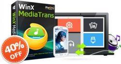 WinX MediaTrans 5.0 konvertiert iPhone Fotos von HEIC zu JPG schneller als je zuvor