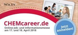 CHEMcareer – Die Karrieremesse für die Chemie und Pharmabranche
