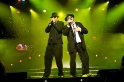 Die Blues Brothers – immer noch unterwegs