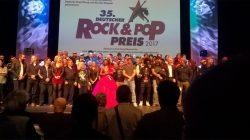 Als Beste deutsche Schlagersängerin wurde beim 35. Deutschen Rock & Pop Preis 2017 die Stuttgarterin Prinzessin Mimi ausgezeichnet.