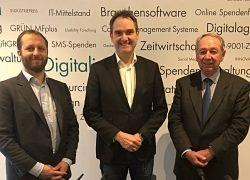 Oliver Grün erneut zum Präsidenten der European DIGITAL SME Alliance gewählt